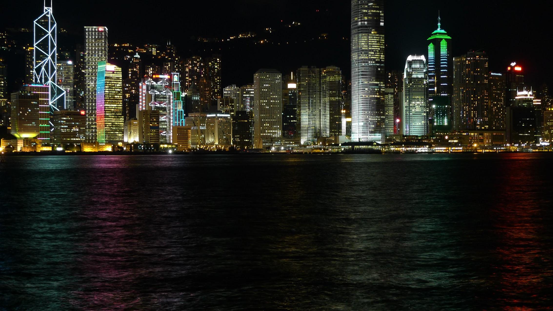 Sights of Hong Kong - cover