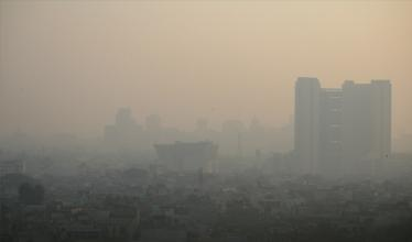 Air pollution in Delhi