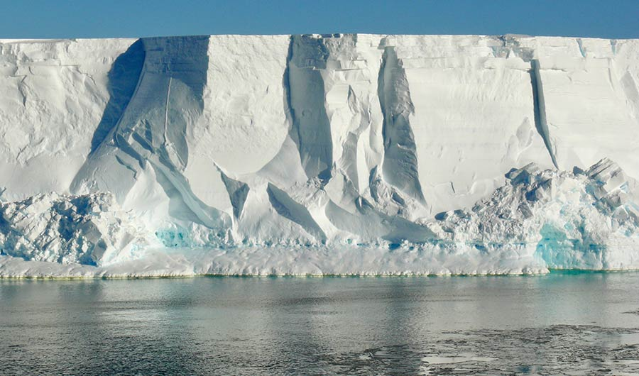 Ross ice Shelf Melting