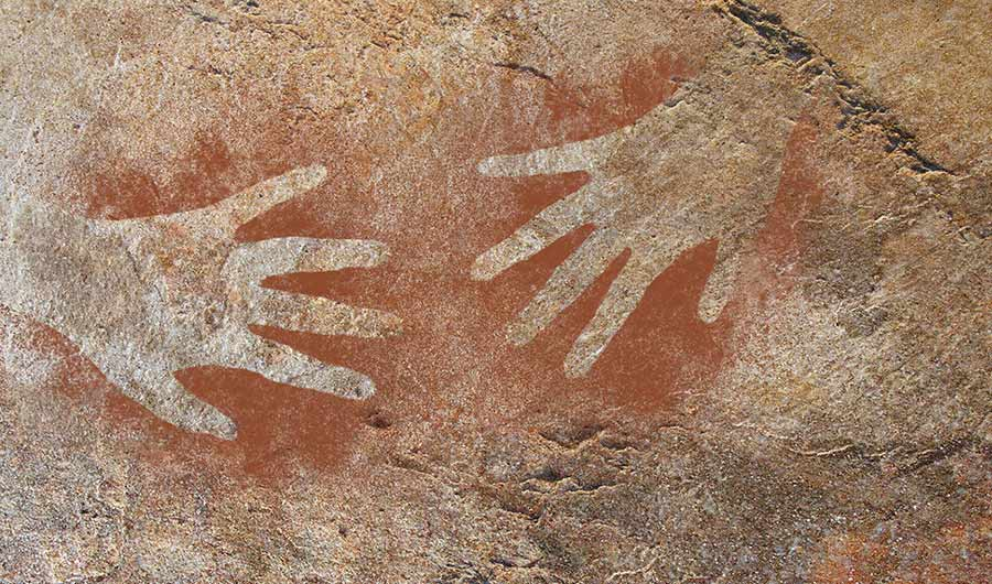Cave Paintings May Depict Ice Age Sign Language