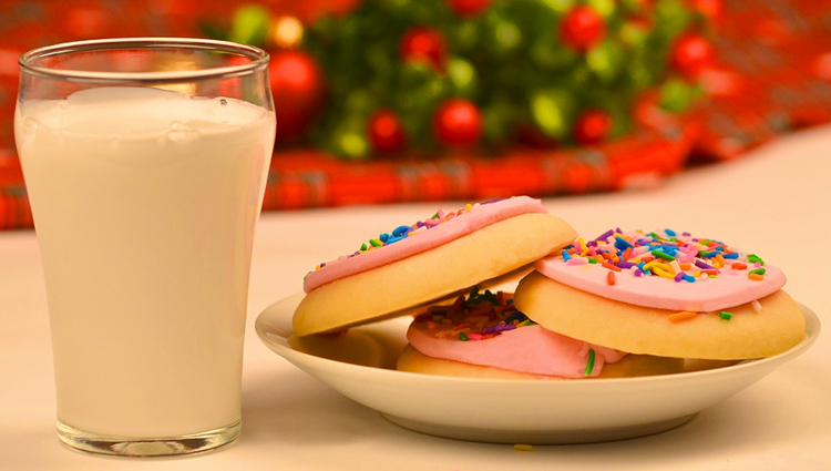 Keeping Santa S Christmas Snacks Safe Inside Science