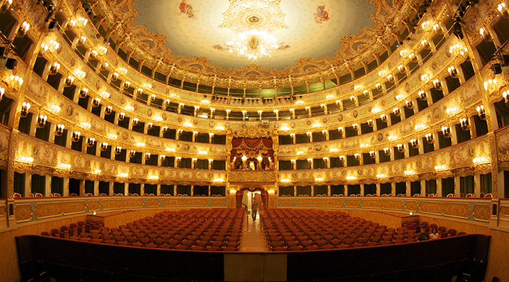 Classic italian opera houses sacrificed sound for social for Italian house music