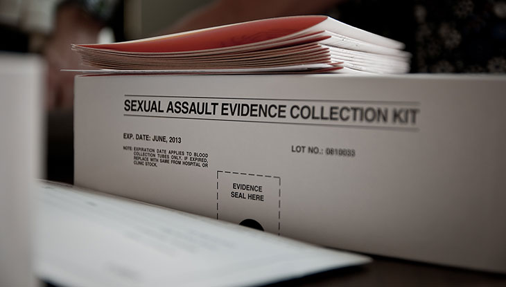 Federal Scientists Are Helping Police Catch Up With Rape Forensics