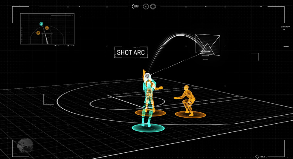 Artificial Intelligence in NBA Basketball | Inside Science