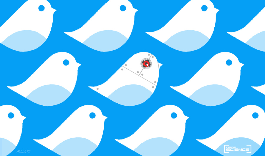 Battling Online Bots, Trolls and People   Inside Science