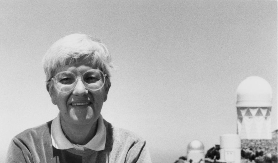 How Vera Rubin changed science