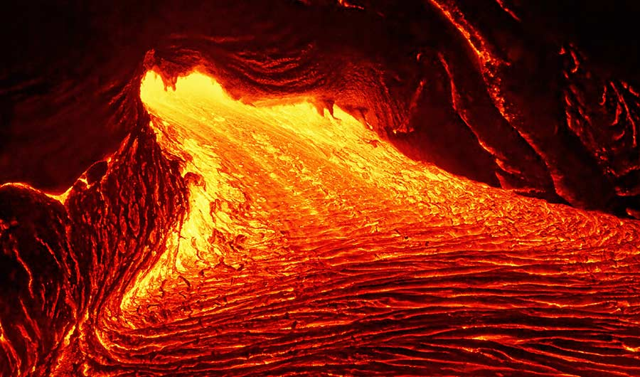 the quest for magma inside science