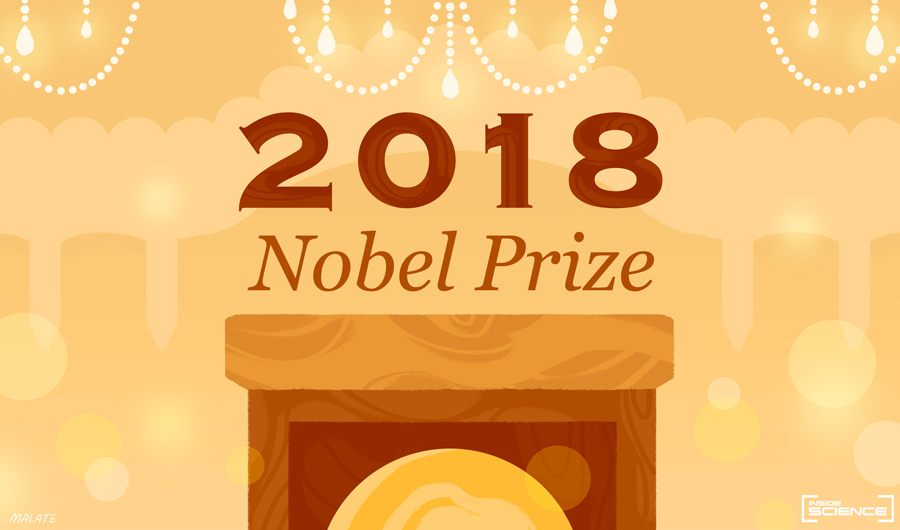 getting ready for the 2018 nobel prizes inside science