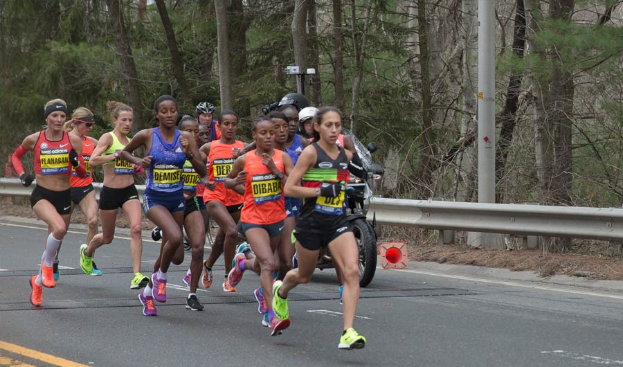 How Running a Marathon Changes Your Gut Microbes