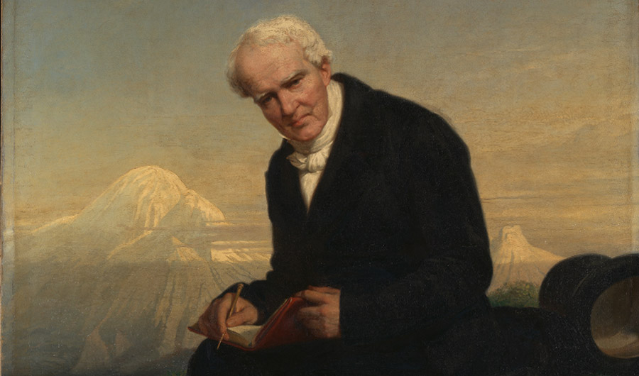 The Bold and Bewildering Curiosity of Alexander von Humboldt