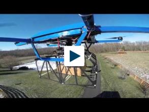 Drone Delivery At Your Front Door