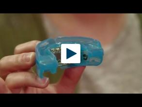 A Mouthguard That Monitors Your Health
