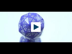 120 Sided Die - Just Roll With It