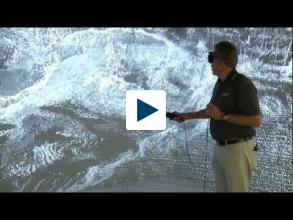 Mapping Floods with Light