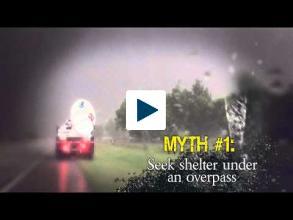 Three Dangerous Tornado Myths: Debunked