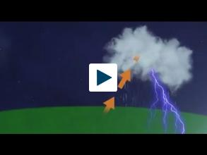 See how global warming is increasing the chances of lightning strikes.