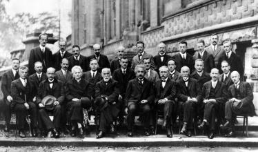 Solvay conference