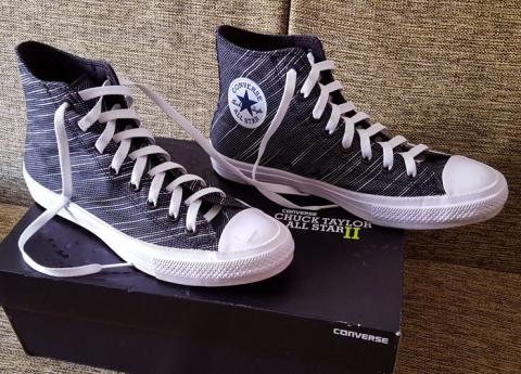 converse high tops ankle support