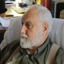 Joel Shurkin, photo by Abigail Dunlap